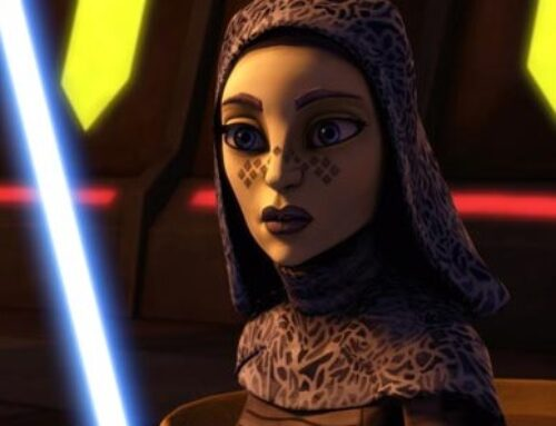 A Conflicted Hero: Jedi Padawan Barriss Offee