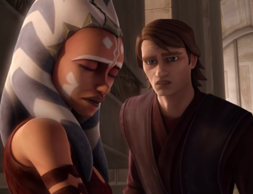 Two Reasons Why the Jedi Order Failed the Galaxy: Anakin and Ahsoka