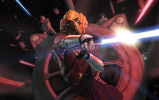 Jedi Master Plo Koon