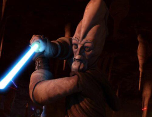 A Hero Fail: Jedi Master Ki Adi Mundi