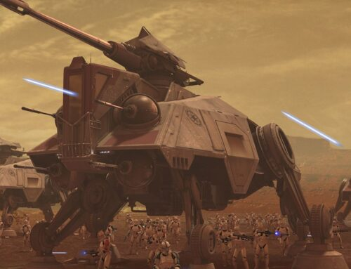 The AT-TE: The Best Weapon in the Clone Wars