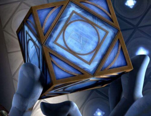 A Little Thing That Causes Big Trouble: The Holocron