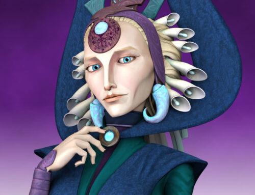 The Great (and Tragic) Idealist: Duchess Satine Kryze