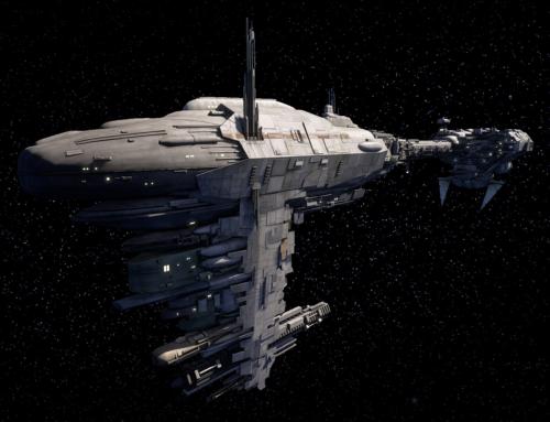 The Nebulon-B Frigate: the Underappreciated Backbone of the Rebel Fleet