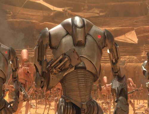 The B2 Super Battle Droid: The Heavy Hitter and Clone Nemesis