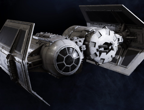 The TIE Bomber: The Most Awesome And Unappreciated TIE