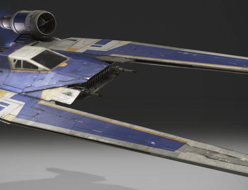 The U-Wing: Starfighter, Troop Transport or Gunship?