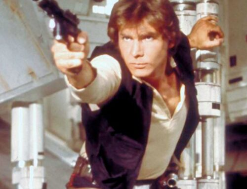 The Star Wars Blaster: Why be Civilized?
