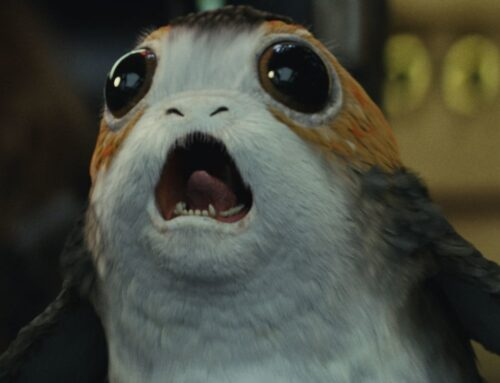 The Porg, Star Wars and the Delicate Art of Merch