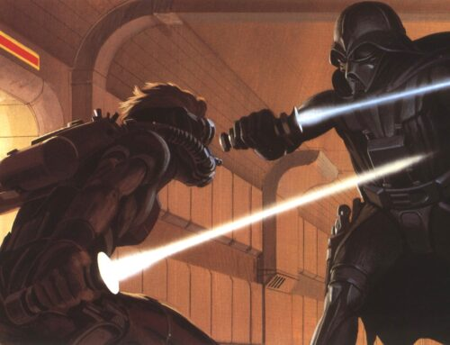 Deep Inside Star Wars Concept Art: Evolving Ideas and What Might Have Been