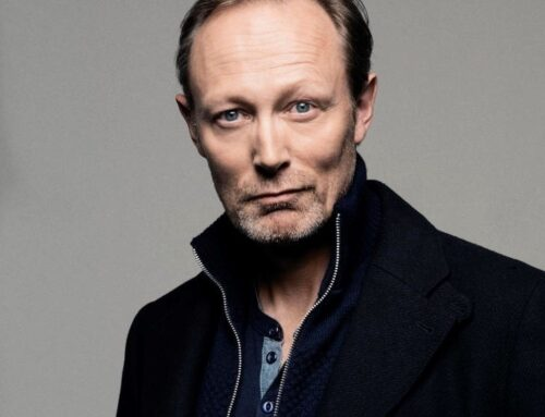 Lars Mikkelsen as the Live-Action Grand Admiral Thrawn