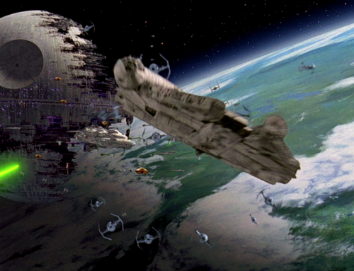 Star Wars: Return of the Jedi – the Saga's First, Best Ending