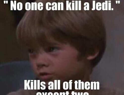 74 (Hopefully) Funny Star Wars Jokes to Delight and Dismay