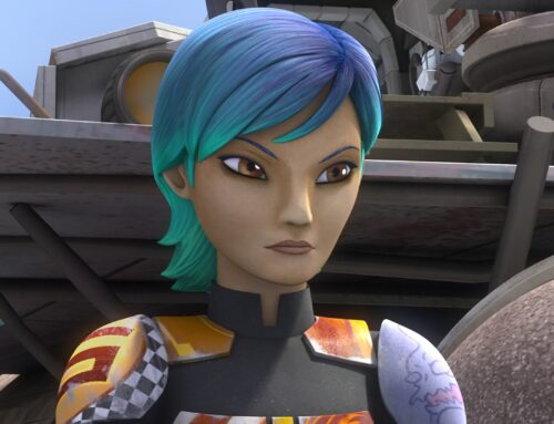 The Question of Sabine: Star Wars Has a Chance to Wow Us